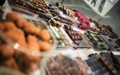 L'artisan du chocolat à Golbey